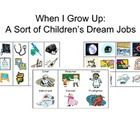 When I Grow Up: A Sorting Activity