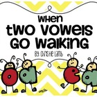 When Two Vowels go Walking {Teaching Long Vowel Patterns}