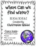 Where Can We Find Water? Mini Unit