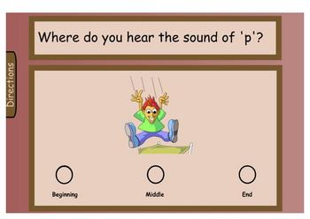 "Where Do You Hear the Sound of ""p""? A SMARTBoard Lesson"