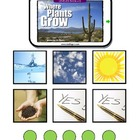 &quot;Where Plants Grow&quot; Comprehension Questions &amp; Token Test f