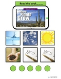 """Where Plants Grow"" Comprehension Questions & Token Test f"