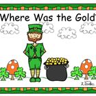 Where Was the Gold Sight Word Reader