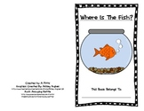Where is the Fish? Easy Reader