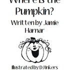 Where is the Pumpkin Literacy Book