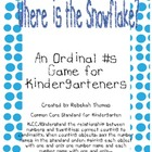 Where is the Snowflake Ordinal Numbers Game