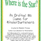 Where is the Star Ordinal Numbers Game