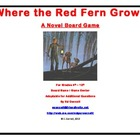 Where the Red Fern Grows Board Game