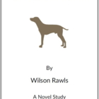 Where the Red Fern Grows -  (Reed Novel Studies)