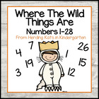 &quot;Where the Wild Things Are&quot; I Have... Who has..? Number Game