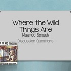 Where the Wild thing Are Discussion Questions