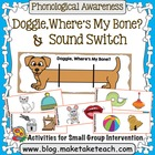 Where&#039;s My Bone? and Doggie Sound Switch