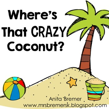 Where's That Crazy Coconut?