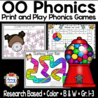 Which OO is it? A phonics game for oo sounds