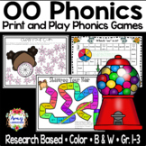 A Phonics Game For oo
