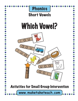 Which Vowel?
