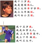 Who Am I? Interpersonal/ interpretive Chinese game