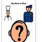 Who Book- An Adaptive Book to help students with Wh-questions