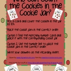 Who Can Count the Cookies in the Cookie Jar? A Skip Counti