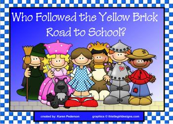 Who Followed the Yellow Brick Road to School? Attendance Checker