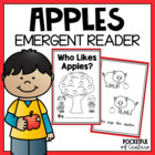 Who Likes Apples? Book {Emergent Reader}