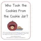 Who Took The Cookies From the Cookie Jar Theme Unit!