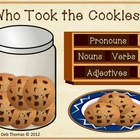 Who Took the Cookies? (parts of speech)