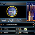 Who Wants to be a Millionaire - like Game for test prep an