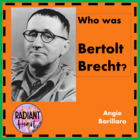 Who Was Bertolt Brecht? Epic Theatre