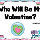 Who Will Be My Valentine? SMART Board Lesson