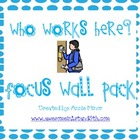 Who Works Here Focus Wall Pack