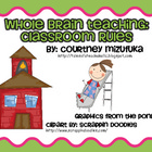 Whole Brain Teaching Class Rules Posters