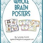 Whole Brain Teaching Posters {For All Grade Levels!}