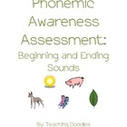 Whole Class Phonemic Awareness Assessment