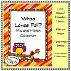 Whoo Loves Fall? Mix & Match Collection