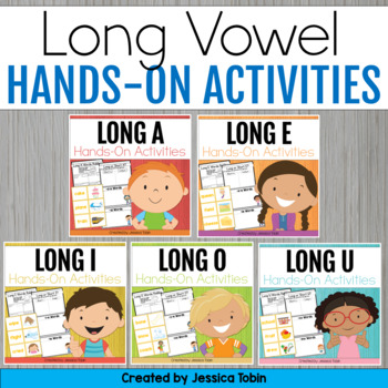 'Whoo' Loves Long Vowel Words? *Bundled*