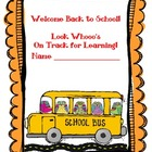 Whooo&#039;s On Track for Back to School