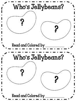 Who's Jellybeans?