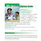 Why Am I Unique? Literacy Guide
