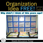 """Why Didn't I Think of This Years Ago?"" Organization Ideas FREE!"