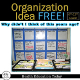 """""""Why Didn't I Think of This Years Ago?"""" Organization Ideas FREE!"""