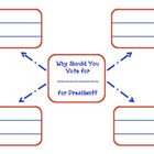 Why Should You Vote for ___ for President? Graphic Organizer
