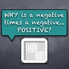 Why is a Negative Times a Negative, Positive? Integer Mult