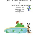 Why the Rabbit Has a Short Tail and The Fox and the Grapes