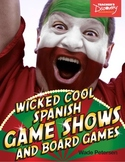 Wicked Cool Spanish Game Shows and Board Games eBook