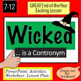 Wicked is a Contronym!