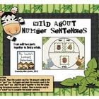 Wild About Number Sentences {Free}