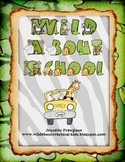 Wild About School- Jungle Back to School Pack
