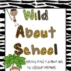 Wild About School - Math &amp; Literacy Jungle Unit