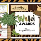 Wild Awards (Jungle Theme Awards)